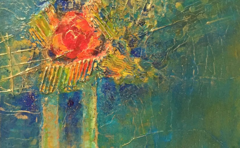 Live Painting Springfield Art Museum tomorrow, Friday 1/12
